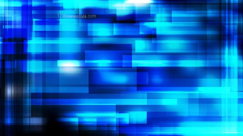 Black and Blue Modern Geometric Background Illustration