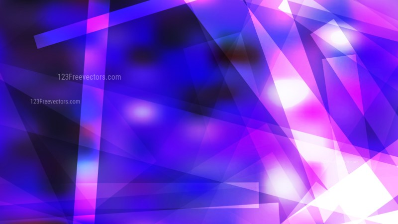 Black Pink and Blue Geometric Abstract Background Image
