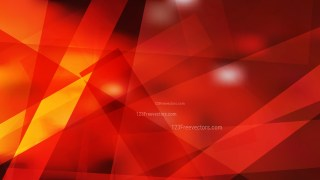 Black Red and Yellow Geometric Shapes Background Vector