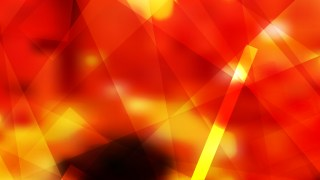 Abstract Black Red and Yellow Modern Geometric Background Vector