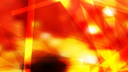 Black Red and Yellow Geometric Background