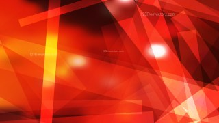 Abstract Black Red and Yellow Modern Geometric Shapes Background