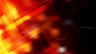 Abstract Black Red and Yellow Modern Geometric Shapes Background Illustrator