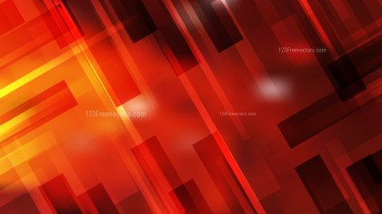 Black Red and Yellow Modern Geometric Shapes Background