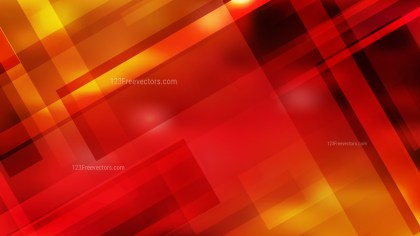 Black Red and Yellow Geometric Background Vector Graphic