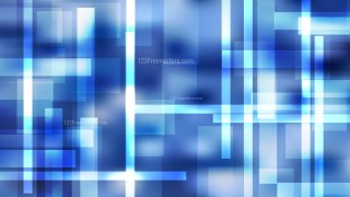 Abstract Blue Modern Geometric Shapes Background Graphic