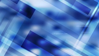Blue Modern Geometric Background Vector Art