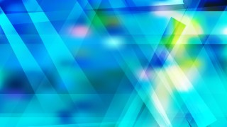 Abstract Blue and Green Modern Geometric Background Graphic