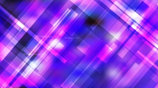 Abstract Blue and Purple Geometric Background Illustration