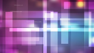 Blue and Purple Lines Stripes and Shapes Background