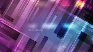 Abstract Blue and Purple Modern Geometric Background Graphic