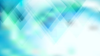 Abstract Blue and White Lines Stripes and Shapes Background Vector Art