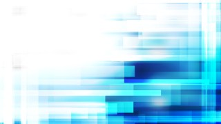Abstract Blue and White Lines Stripes and Shapes Background