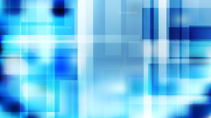 Blue and White Modern Geometric Background