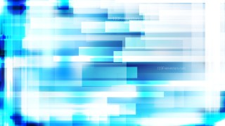 Blue and White Geometric Abstract Background Image
