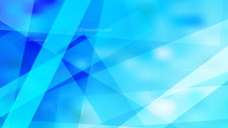 Abstract Bright Blue Modern Geometric Background Illustrator