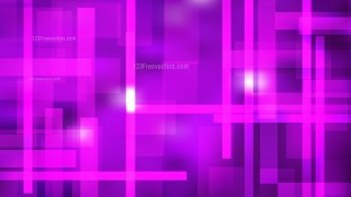 Abstract Bright Purple Modern Geometric Shapes Background
