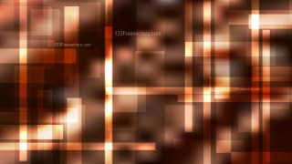 Abstract Coffee Brown Lines Stripes and Shapes Background Vector Image
