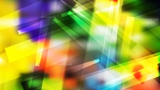 Abstract Colorful Lines Stripes and Shapes Background