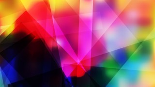 Colorful Geometric Shapes Background