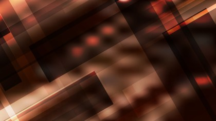 Abstract Cool Brown Geometric Shapes Background