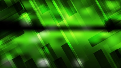 Cool Green Geometric Background Graphic