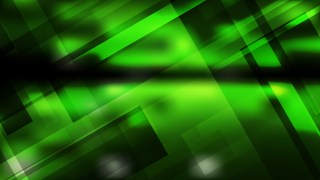 Abstract Cool Green Geometric Shapes Background