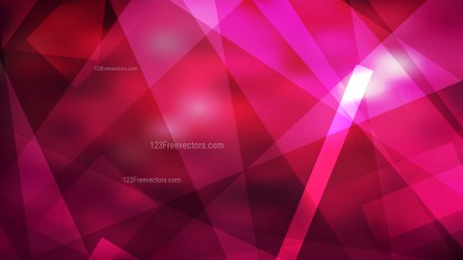 Cool Pink Lines Stripes and Shapes Background