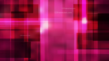 Cool Pink Geometric Background