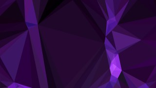 Abstract Cool Purple Geometric Shapes Background Vector Image