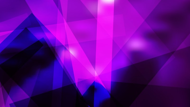Abstract Cool Purple Lines Stripes and Shapes Background Vector Illustration