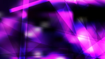 Abstract Geometric Cool Purple Background