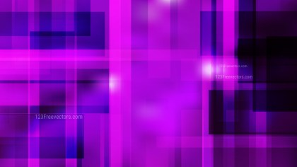 Abstract Cool Purple Geometric Shapes Background Illustration