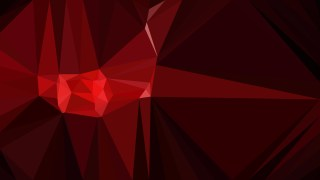 Abstract Cool Red Modern Geometric Shapes Background Illustrator