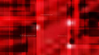 Cool Red Modern Geometric Background Vector Image