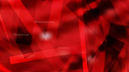 Abstract Cool Red Modern Geometric Background