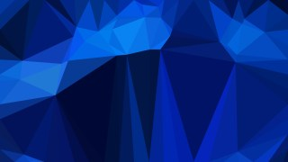 Abstract Dark Blue Modern Geometric Shapes Background