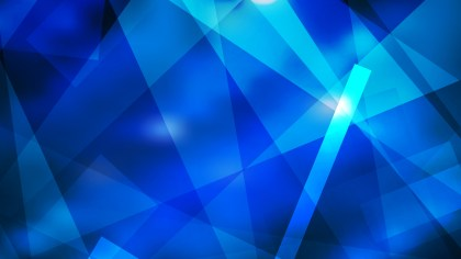 Dark Blue Geometric Background Graphic
