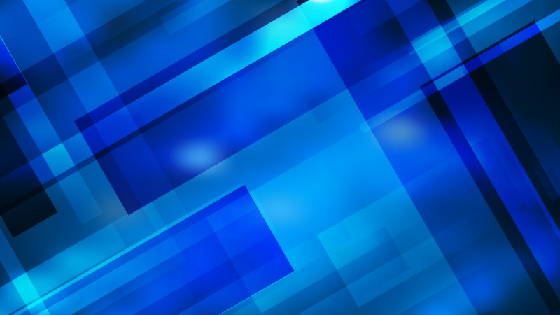 Geometric Abstract Dark Blue Background Vector