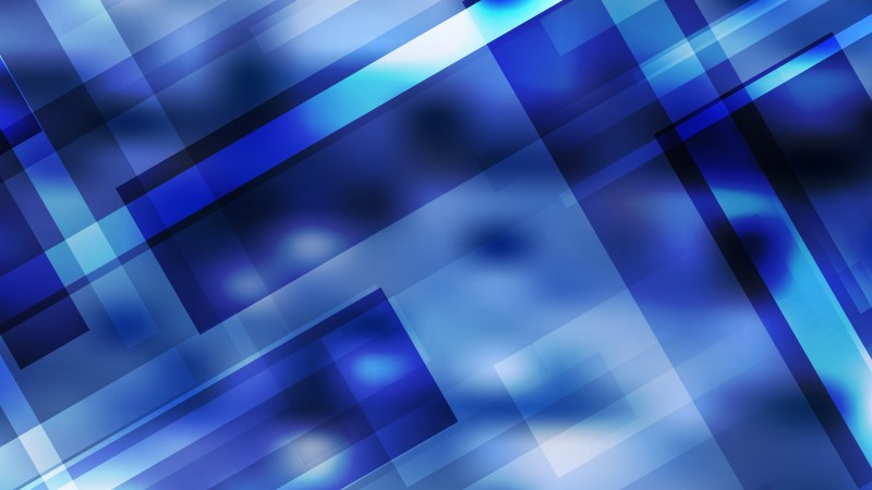Abstract Geometric Dark Blue Background Vector Art