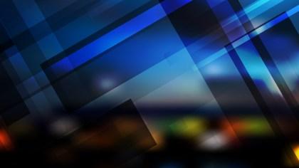 Dark Color Modern Geometric Background Vector Illustration