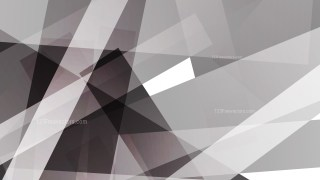 Geometric Abstract Dark Grey Background Vector Graphic