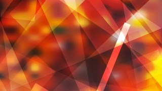 Abstract Dark Orange Lines Stripes and Shapes Background