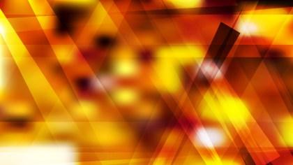 Dark Orange Modern Geometric Shapes Background Illustration