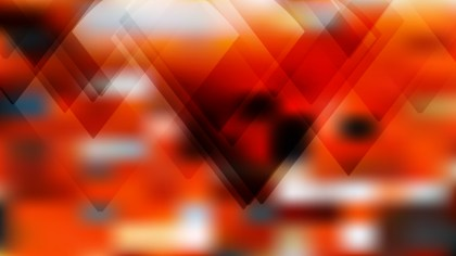 Abstract Dark Orange Modern Geometric Background Vector Graphic
