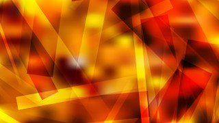 Dark Orange Geometric Background