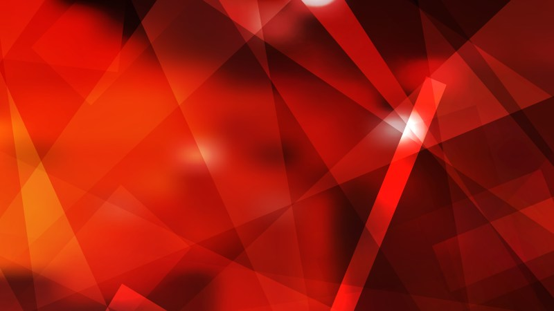 Abstract Dark Red Lines Stripes and Shapes Background Vector Image