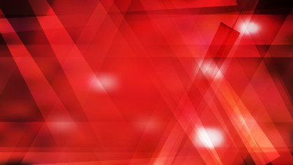 Abstract Dark Red Lines Stripes and Shapes Background