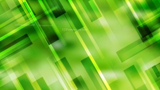Abstract Green Modern Geometric Background