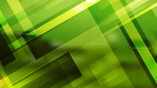 Green Geometric Shapes Background Design